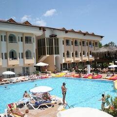 Туристическое агентство Тайм Вояж Пляжный авиатур в Турцию, Кемер, Residence Rivero Hotel 4*