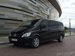 Аренда авто Mercedes-Benz Viano 2008 г.