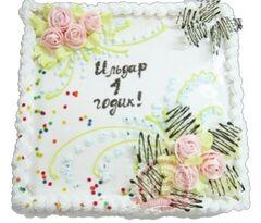 Торт Tortiki.by Торт «Сладкий этюд» 2 кг арт. П- 4-2-4