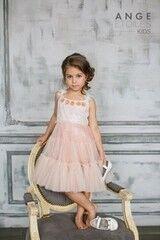 Вечернее платье Ange Etoiles Детское платье Kids Germini