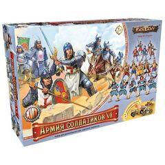 Магазин настольных игр Технолог Армия солдатиков «Рыцари» №6 Битвы Fantasy