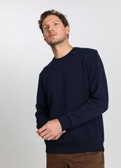Кофта, рубашка, футболка мужская O'stin Мужской джемпер со стёжкой MT4V55-68