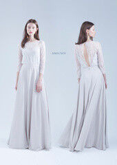 Свадебный салон UNONA Свадебное платье «Амалия» из коллекции JADE 2016