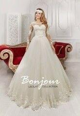 Свадебный салон Bonjour Свадебное платье «Daina» из коллекции L'ECLAT 2016