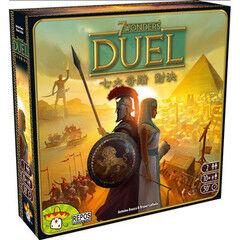 Магазин настольных игр Asmodee Настольная игра «7 Чудес: Дуэль»
