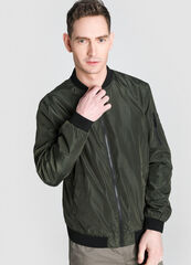 Верхняя одежда мужская O'stin Куртка-бомбер с воротником-гольф MJ6W72-G7