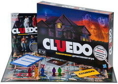 Магазин настольных игр Hasbro Настольная игра «Cluedo»