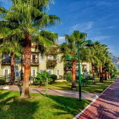 Туристическое агентство News-Travel Пляжный авиатур в Турцию, Кемер, Crystal Flora Beach Resort HV-1/5*