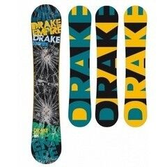 Сноубординг Drake Сноуборд Drake Empire '13 (155 см)