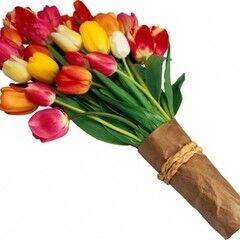 Магазин цветов Планета цветов Букет из тюльпанов №3