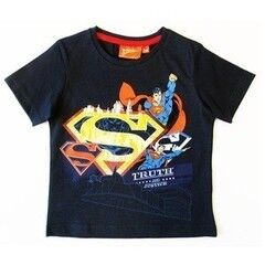 Кофта, майка детская Sun City Футболка для мальчика Супермен OE1412/3