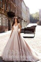 Свадебный салон Crystal Платье свадебное Avrora