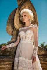 Свадебный салон Daria Karlozi Свадебное платье Вервэйн