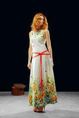 Белорусский дизайнер YANCHILINA Платье 1324