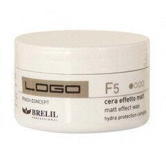 Уход за волосами Brelil Воск легкой фиксации с матовым оттенком Finish concept F5 - Matt effect wax