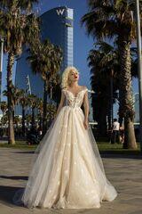 Свадебный салон Daria Karlozi Свадебное платье Клематис