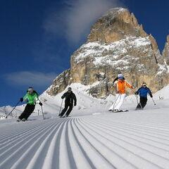 Туристическое агентство Боншанс Автобусный горнолыжный тур в Италию, Доломиты: Val di Fassa, Sella Ronda