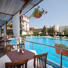 Туристическое агентство VIP TOURS Пляжный aвиатур в Болгарию, Солнечный берег, Palma Club Hotel 3*