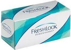 Линзы CIBA Vision Контактные линзы FreshLook Dimensions