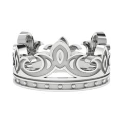 Ювелирный салон ZORKA Кольцо серебряное 0200007