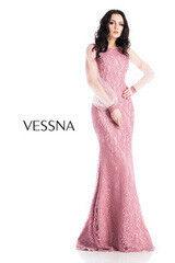 Вечернее платье Vessna Вечернее платье арт.1267 из коллекции VESSNA NEW