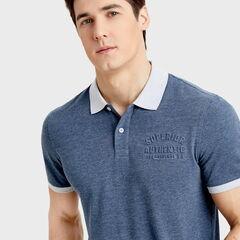 Кофта, рубашка, футболка мужская O'stin Поло из пике MT4S71-68