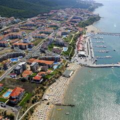 Туристическое агентство Боншанс Молодёжный тур в Болгарию, Святой Влас, международный центр «Мистраль 2»