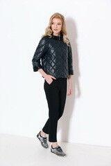 Верхняя одежда женская Elema Куртка женская плащевая утепленная Т-7782
