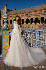 Свадебный салон Giovanna Alessandro Свадебное платье 17-18