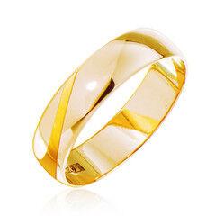 Ювелирный салон Jeweller Karat Кольцо обручальное золотое ширина 5 мм арт. 1131802