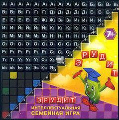 Магазин настольных игр Биплант Настольная игра «Эрудит»
