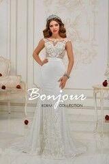 Свадебный салон Bonjour Свадебное платье «Ester» из коллекции EDEM 2016