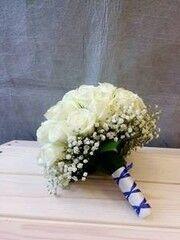Магазин цветов VGosti.by Свадебный букет «Первая любовь»