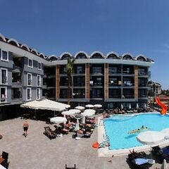 Горящий тур VIP TOURS Пляжный aвиатур в Турцию, Мармарис, Club Viva 4*