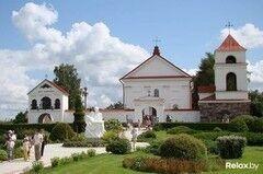 Достопримечательность Костел Святой Анны Фото