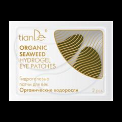 Уход за лицом tianDe Гидрогелевые патчи для век «Органические водоросли»