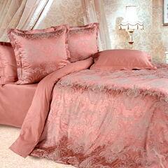 Подарок Ecotex Элитный комплект постельного белья Хрисафи Эстетика