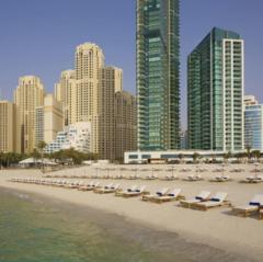Туристическое агентство TravelHouse Пляжный aвиатур в ОАЭ, Дубай, DoubleTree By Hilton Hotel Dubai Jumeirah Beach 4*