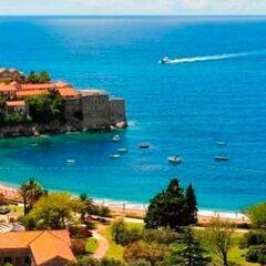 Туристическое агентство VIP TOURS Пляжный aвиатур в Черногорию, Будва, Aquarius 3*