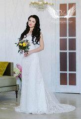 Свадебное платье напрокат ALIZA Платье свадебное «Bogema» Soffito