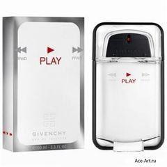 Парфюмерия Givenchy Туалетная вода Play, 100 мл