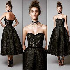 Вечернее платье Vanilla room (Ванилла рум) Платье Диана