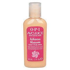 Уход за телом OPI Лосьон для рук и тела Avojuice Hibiscus Blossom, 30 мл