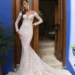 Свадебный салон Aivi Свадебное платье Estell (Love Repablic)