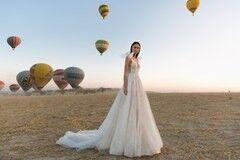 Свадебный салон Eva Lendel Свадебное платье Angel