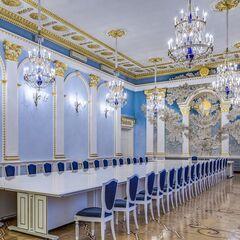 Банкетный зал Dipservice Hall Голубой зал