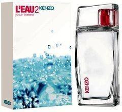 Парфюмерия Kenzo Туалетная вода Leau 2 Pour Femme, 100 мл
