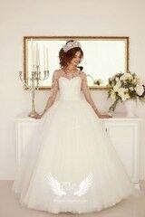 Свадебный салон ALIZA Свадебное платье «Confeti» Ameli Benya