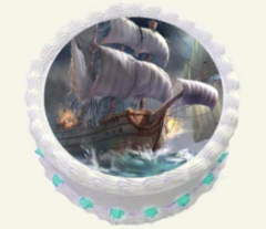 Торт Tortas Торт «Пираты» №2