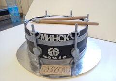 Торт DOLCE Корпоративный торт «Б132010»